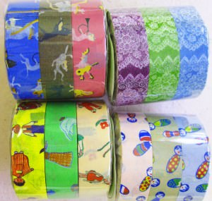 Washi Tape plus more cuteness!